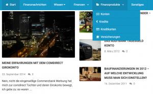 Finanzabank Blog heute