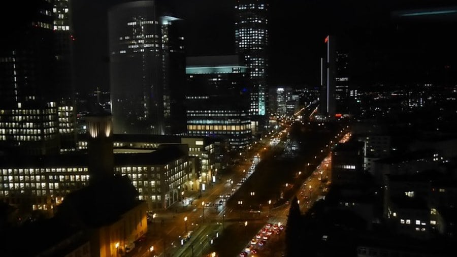 Bankenmetropole Frankfurt