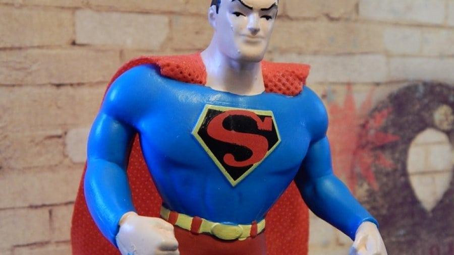 Superman Werbung: die guten?